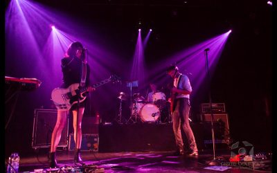Blonde Redhead live at Rolling Stone – 200607
